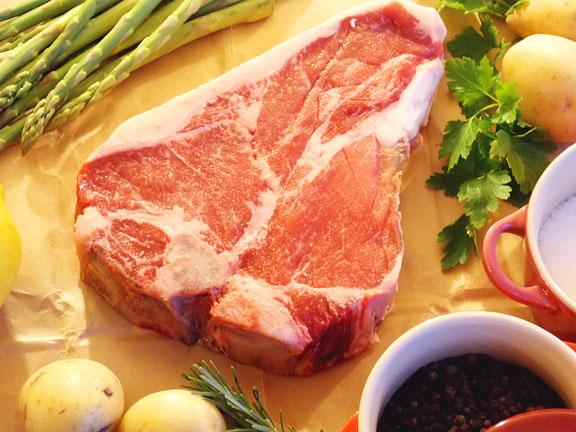 porterhouse is two steaks in one