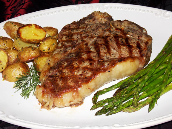 Porterhouse Steak for Two from the Certified Angus Beef brand