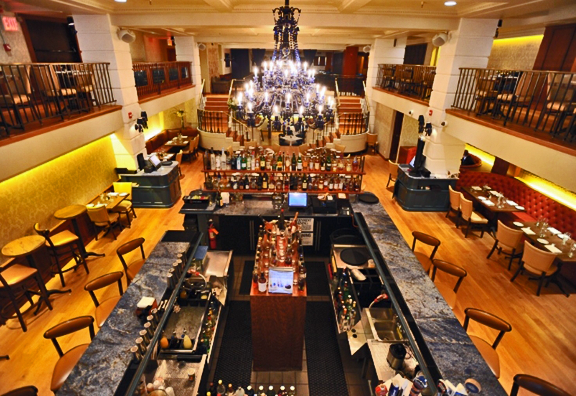 Prime Grill interior
