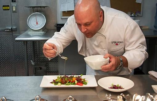 Chef Wilo Benet