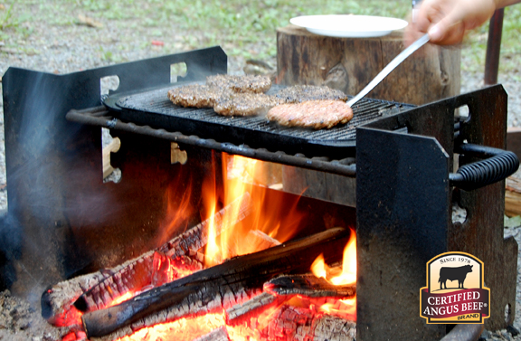 GET OUT! Try Campfire Cooking