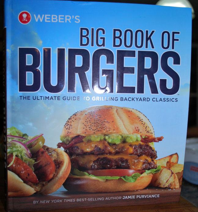 Weber® Big Book of Burgers
