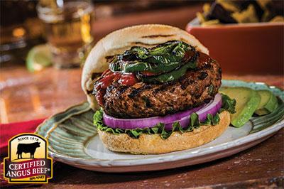 Southwestern Gambler Burger