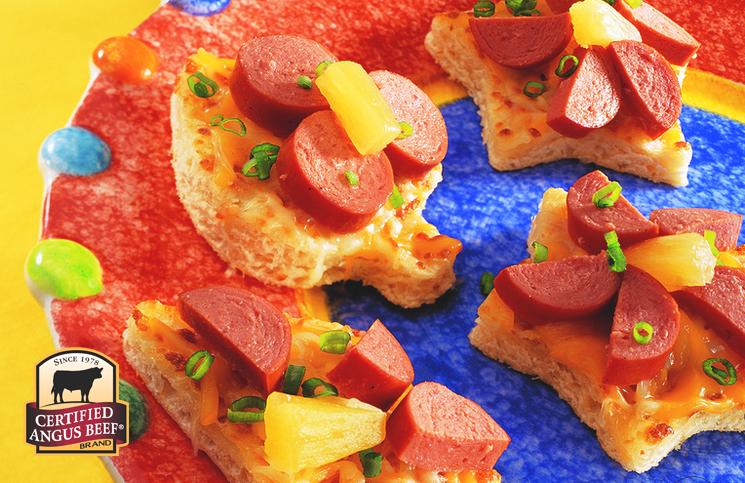 Frankfurter Pizza for kids of all ages
