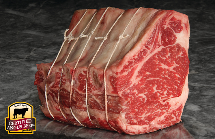 Marbling is the key to great beef flavor and tenderness.