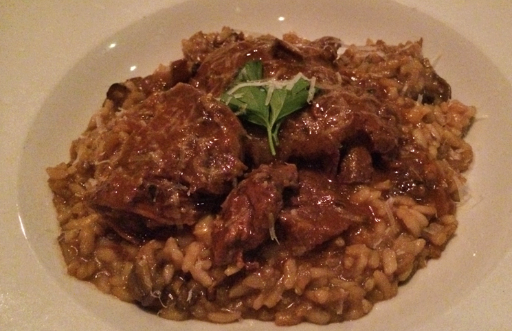 Cibreo Italian Restaurant in Cleveland, Ohio