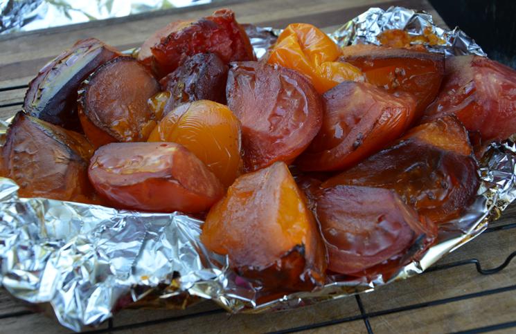 Smoked Tomato and White Bean Chili