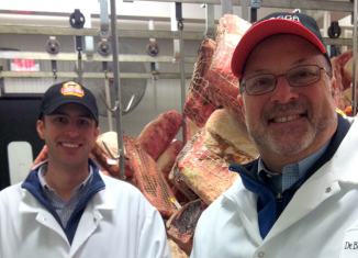 Marc John Sarrazin of DeBragga, New York's Butcher®