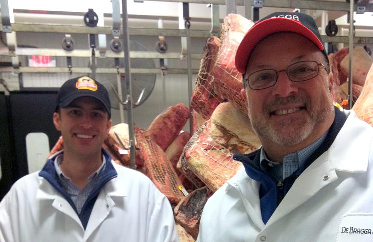 Marc John Sarrazin of DeBragga, New York's Butcher®