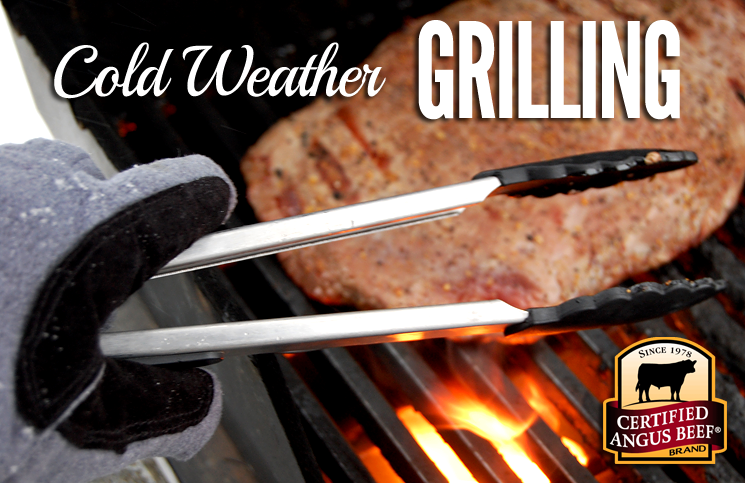 Cold Weather Grilling