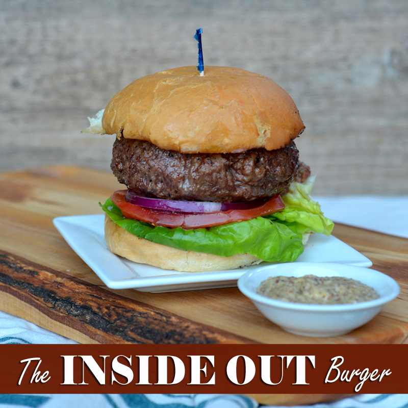 The Inside Out Burger