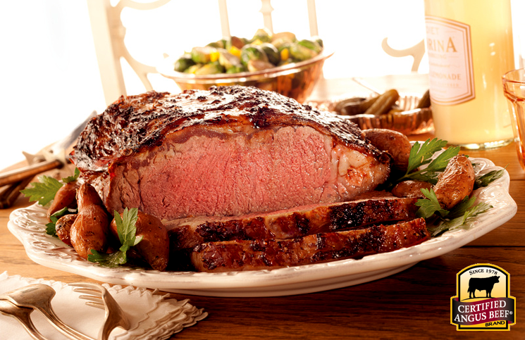 Celebrate #roastingseason with a Strip Roast!