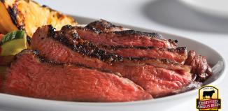Coulotte Steak with Garlic & Chili Rub