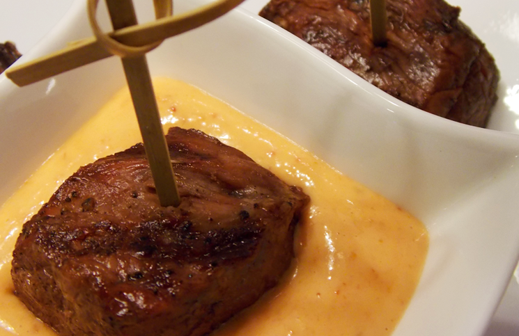 Spice It Up with Chef Ashley's Skewers