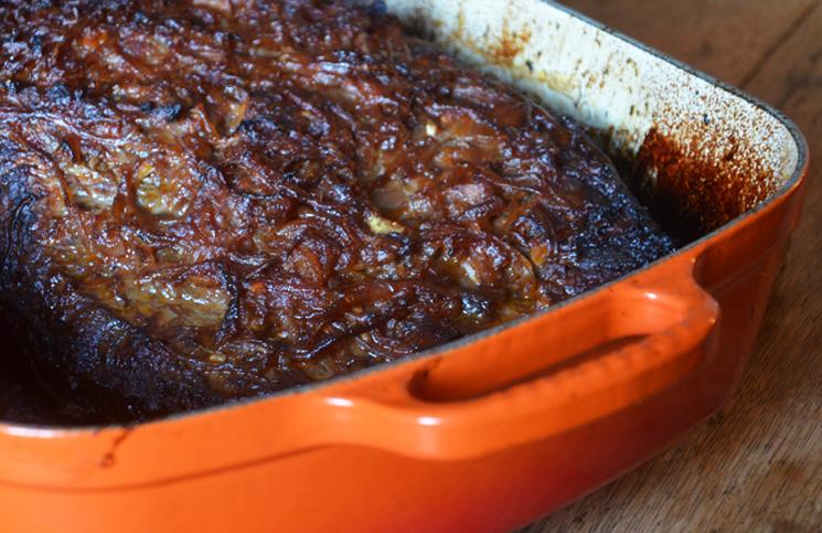 how to cook pickled salt beef brisket