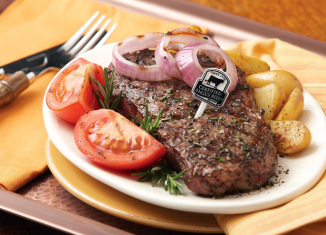 Mediterranean Rub Steak