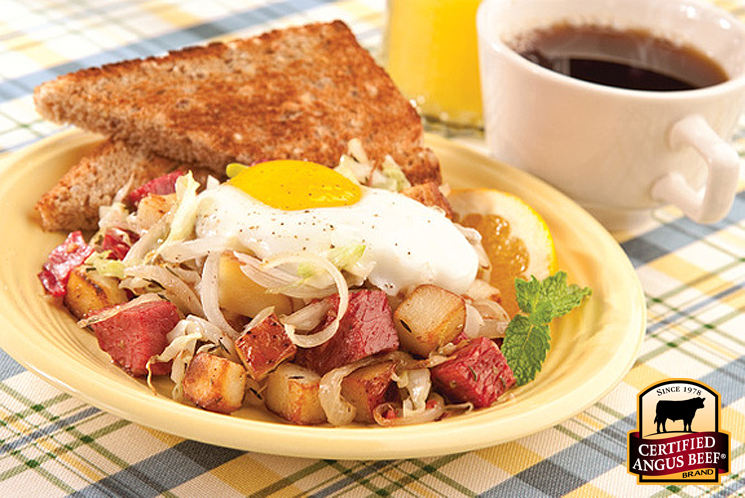 Click for a Corned Beef Hash recipe. Or, if you're looking for a ...