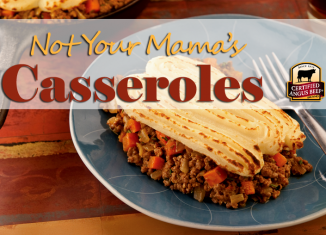 Not your Mama's Casserole recipes