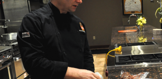 Chef Michael Ollier