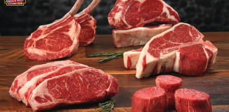 Certified Angus Beef brand steaks
