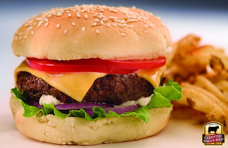 Cheeseburgers are paradise