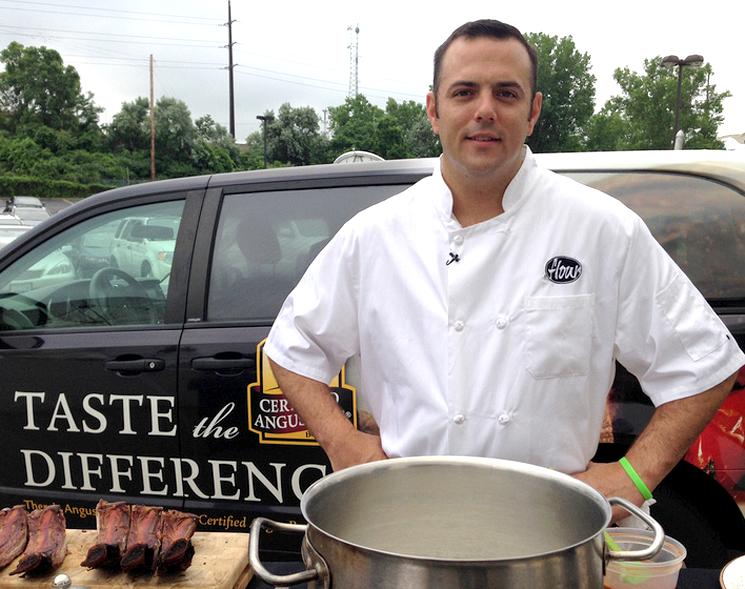 Chef Matt Mytro