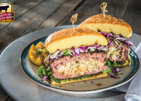 Chesapeake Crab Burger