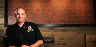 Chef Shawn Cline - photo via Cleveland.com