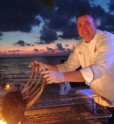 Chef Tony Biggs, Certified Angus Beef LLC