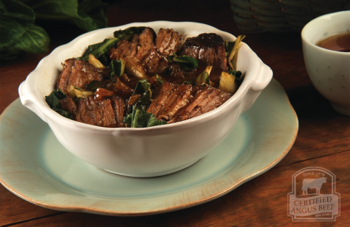 Asian Slow Cooker Pot Roast