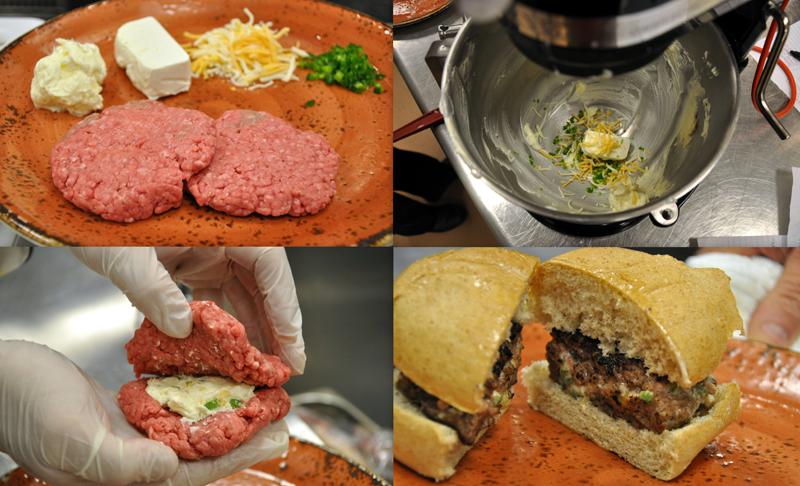 Jalapeno Butter Burger