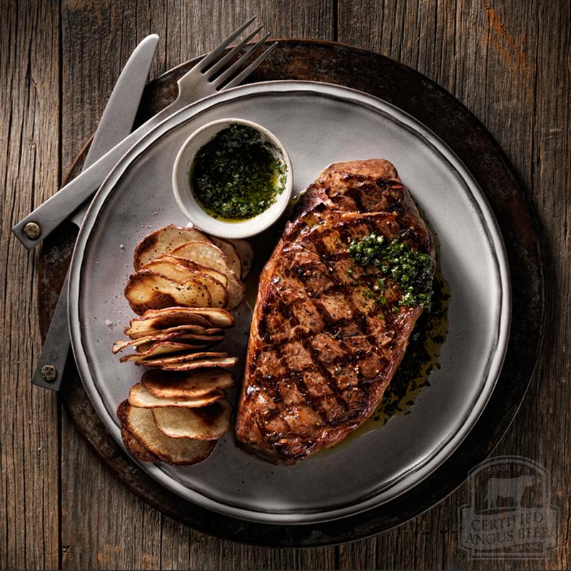 Certified Angus Beef Strip Steak