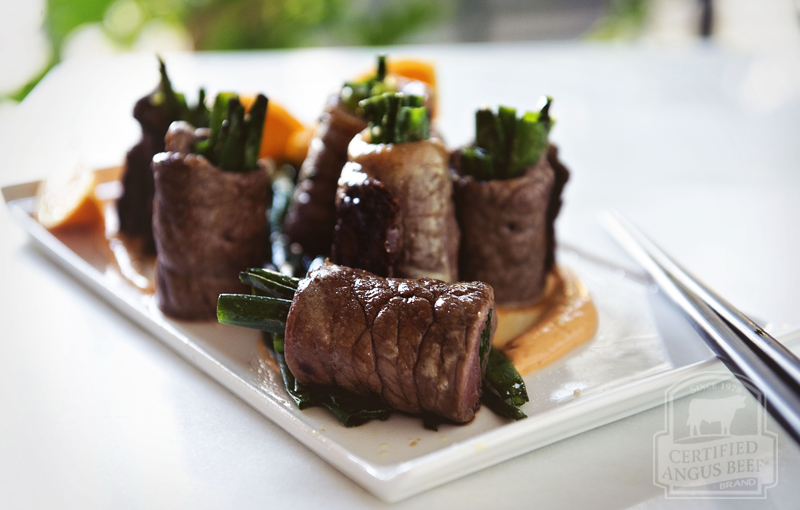 Beef Negimaki