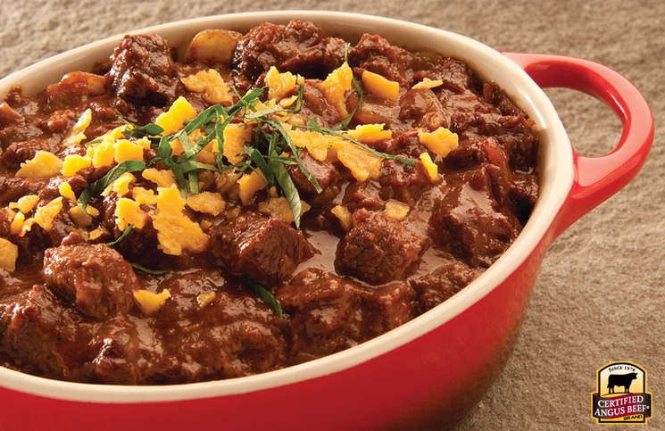 Game Day Steak Chili