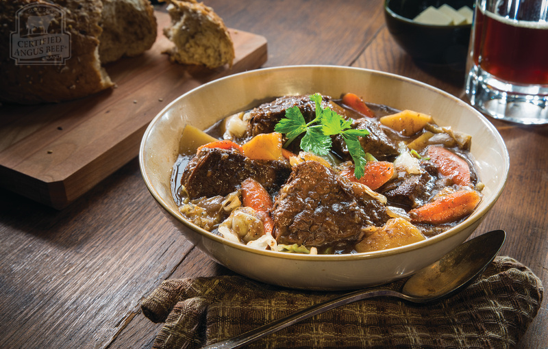 Irish Beef and Brew Stew