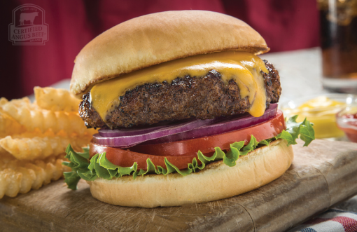 Celebrate Burger Month in May!